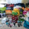 貧乏OLのアコンカグア登山の装備&食料&通貨&保険のお話(6000m~8000m峰の高所登山向け)
