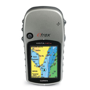 GPSの名器!e-trex vista hcx