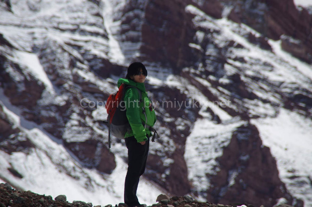 miyukix.net アコンカグア登山 Aconcagua Expedition 2014