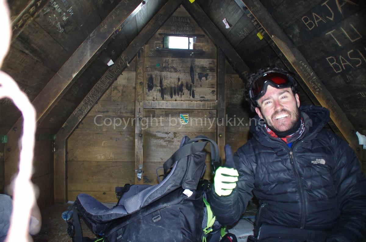 アコンカグア登山7日目 ベルリンキャンプ Berlin Aconcagua Expedition