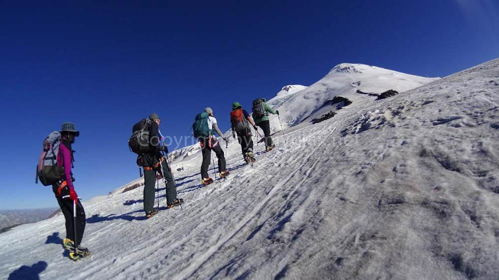 ヨーロッパ最高峰エルブルース