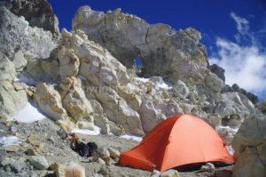 アコンカグア登山7日目 C3・ホワイトロック(6000m) White Rock Aconcagua Expedition