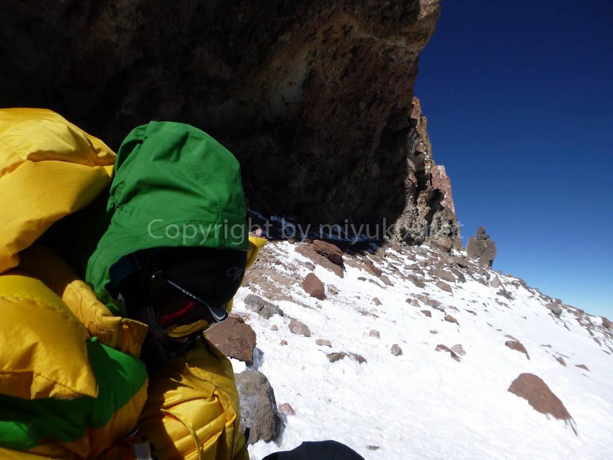 極限の世界 アコンカグア登山8日目・アタック日 Gran mosquito narrator Aconcagua Expedition