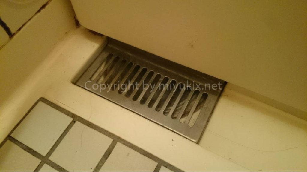 フロ場の排水口が詰まったので自分で風呂釜外して掃除したらキレイに流れた件