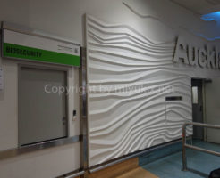 Auckland International airport BIOSECURITY