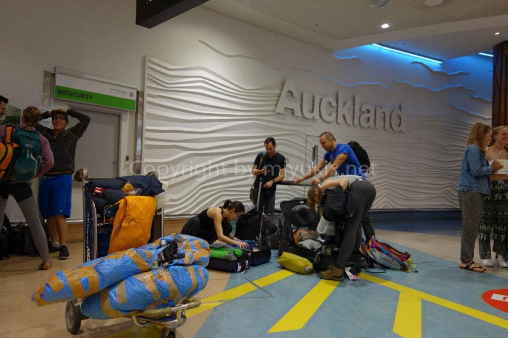 ニュージーランド入国時の注意点