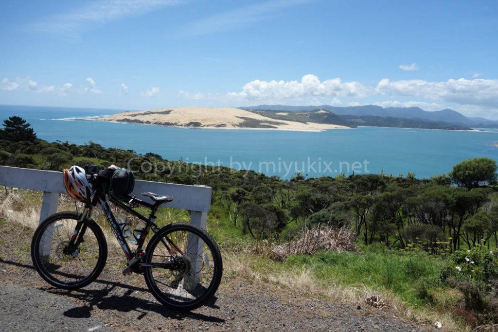 30代平凡OLのニュージーランド最北を自転車テントで目指す旅行