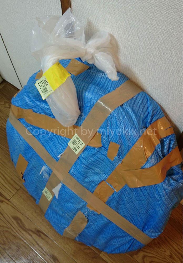 色々な使い方ができる大型ゴミ袋