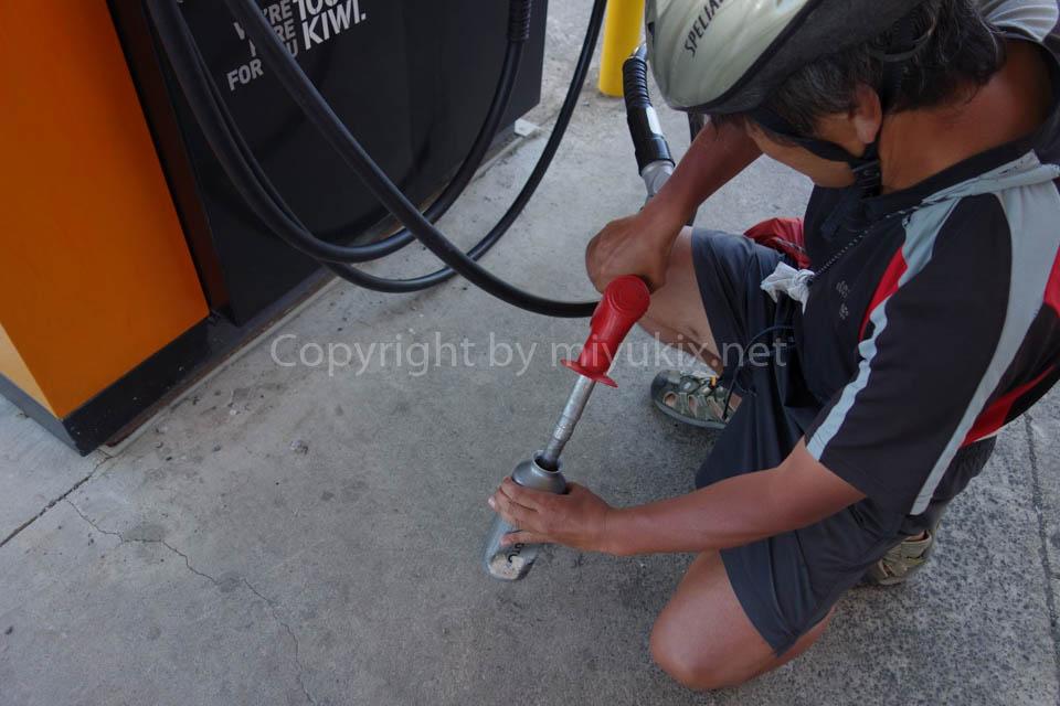 ガソリンストーブにガソリン注入!ニュージーランドの最北へ!30代OLの自転車テントぶらり旅行(前編)0日目~5日目