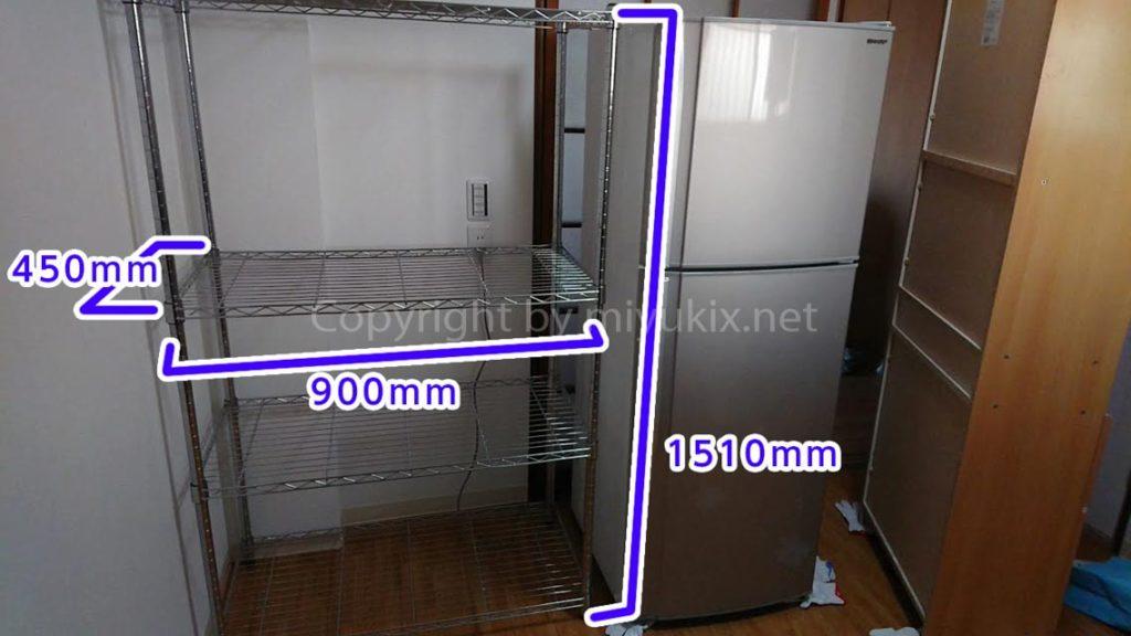 格安DIY!メタルラックの棚板をプラスチック段ボールで安く・早く・簡単に自作する!