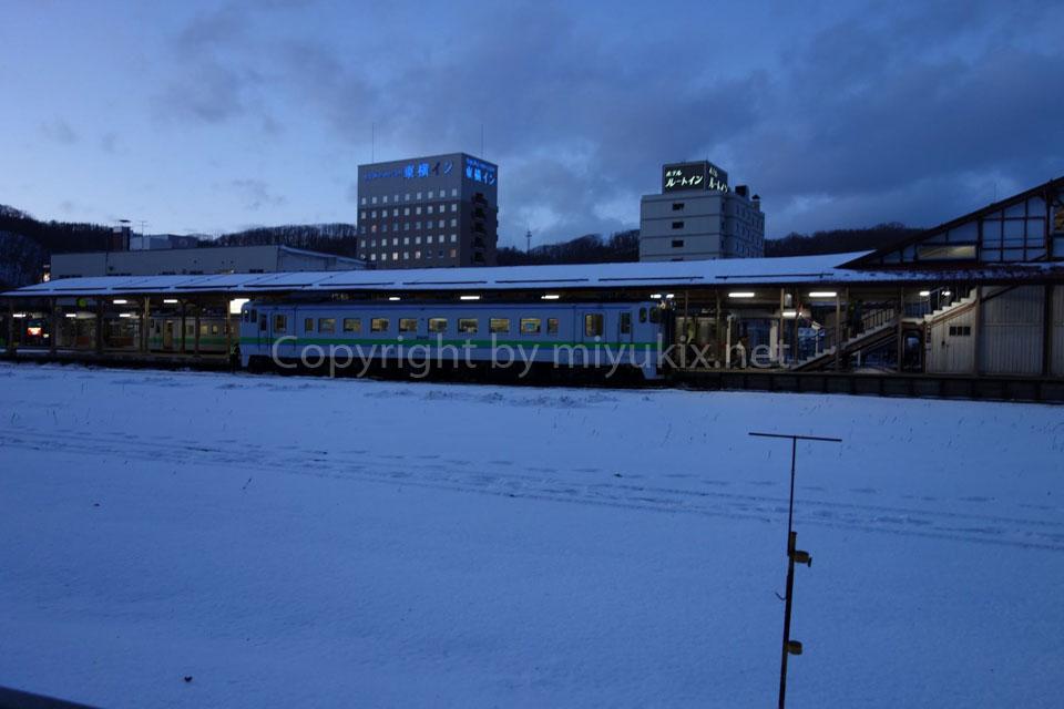 女ぼっちで厳冬期・北海道を自転車MTB旅行したら超楽しかった件(2)トラブル起きまくりの一日