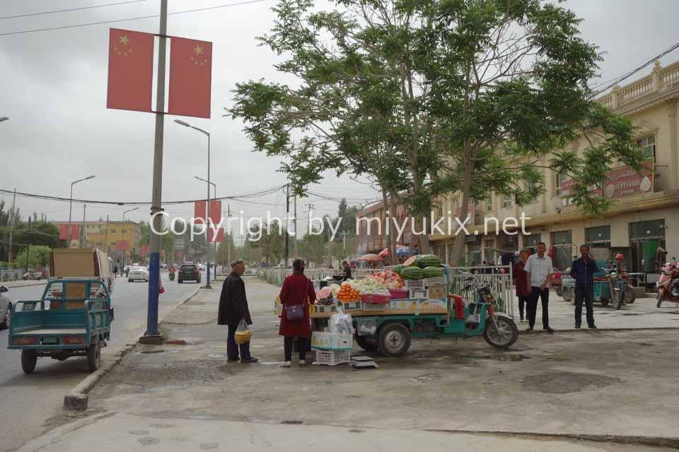 【ホータン玉】30代女OLが自転車で黄河源流の「崑崙の玉」を拾いに行ってみた!② in 新疆ウイグル自治区